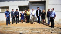 Inauguração do Laboratório de Criopreservação do Biotério Geral da PUSP, 06/11/2015