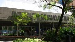Fachada do Instituto de Psiquiatria
