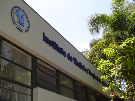 Prédio 1 do Instituto de Medicina Tropical