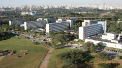 Imagens aéreas II – Campus da Capital